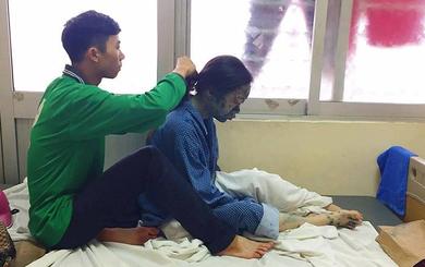 """Bạn gái bị thủy đậu và hình ảnh nơi giường bệnh khiến dân mạng """"dậy sóng"""""""