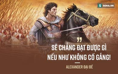 Sức mạnh nào giúp Alexander Đại đế được thần dân Ai Cập tôn làm pharaoh?