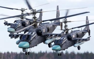 Trung Quốc lo ngại Việt Nam có thể sớm mua trực thăng tấn công Ka-52