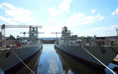 Tin mới nhất về thời điểm Nga bàn giao 2 tàu hộ vệ tên lửa Gepard mới cho Việt Nam