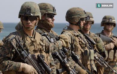 """Lính thủy đánh bộ Mỹ có thể đến Đài Loan: Đòn bất ngờ sau điện đàm """"thân mật"""" Trump-Tập?"""