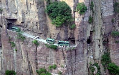 Những cung đường nguy hiểm nhất thế giới chỉ nhìn thôi cũng đủ thấy hoang mang