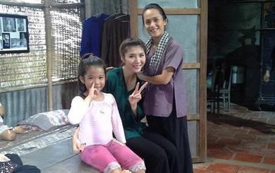 Cuộc sống trắc trở của con gái ruột Chế Linh
