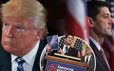 Donald Trump: 2 tháng cầm quyền và 2 từ chẳng ai muốn nghe