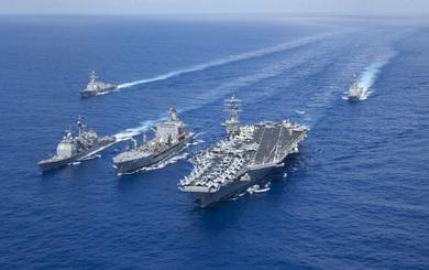 NI: Sự kiện khó quên trên biển Đông khiến TQ luôn tìm cách đánh chìm tàu sân bay Mỹ
