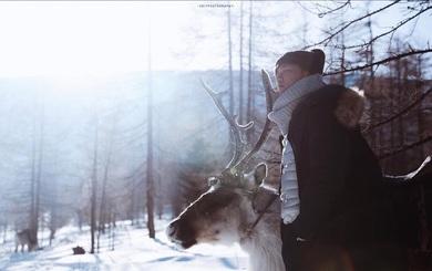 Chàng trai phượt Mông Cổ: 7 ngày không tắm, ngủ dưới trời -35 độ