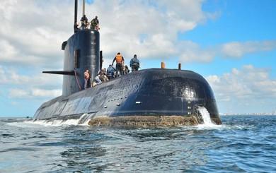 Nóng: Hải quân Argentina thông báo chiếc tàu ngầm mất tích có thể đã phát nổ