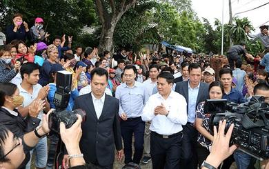 Khai trừ Đảng đối với Bí thư Đảng ủy, kỷ luật 4 cán bộ chủ chốt của xã Đồng Tâm