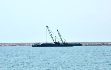 Bộ Tài nguyên - Môi trường lên tiếng việc cấp phép đổ gần 1 triệu m3 vật liệu xuống biển