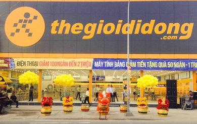 Mỗi tháng mở thêm hơn 50 siêu thị mới, và đây là những gì Thế giới Di động đã đạt được