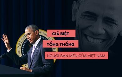 """Phiên dịch tiếng Việt của Obama buồn như """"nhìn cánh hoa rơi"""" ngày ông rời Nhà Trắng"""