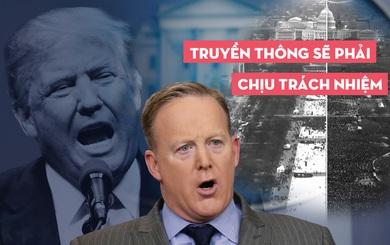 Truyền thông Mỹ kinh ngạc về cuộc họp báo bất thường và căng thẳng của Nhà Trắng