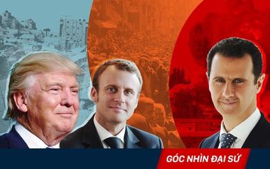 Lý do phía sau khiến phương Tây quay ngoắt 180 độ, không đòi lật đổ Tổng thống Syria