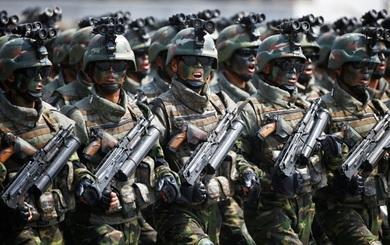 """""""Nghiền nát"""" Mỹ nếu chiến tranh: Chưa cần hạt nhân, Triều Tiên có thứ còn ghê hơn tên lửa"""