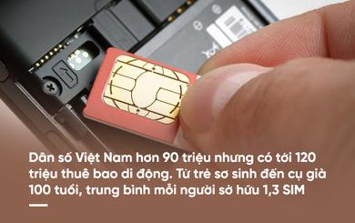 """Quản lý sim điện thoại ở Việt Nam và """"chuyện không đùa"""" về số an sinh xã hội của người Mỹ"""