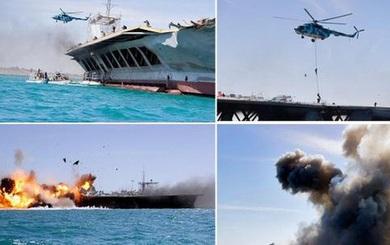 """Lực lượng hải quân nhỏ, trang bị vũ khí """"hàng Tàu"""" và cổ lỗ nhưng lại khiến Mỹ khiếp vía"""
