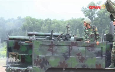 Khung gầm pháo phòng không, pháo tự hành mới của Việt Nam có gì đặc biệt?