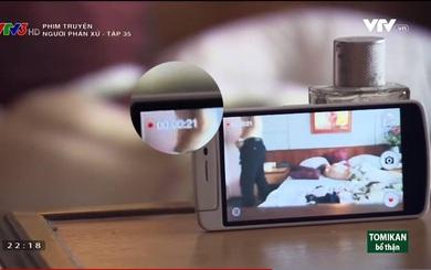 [Video] Cảnh nóng nhất phim Người phán xử bị bóc mẽ, trở thành chủ đề gây cười