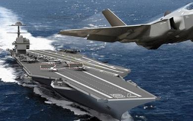 """Mỹ gật đầu """"đưa"""" Hải quân Ấn Độ tiến thẳng ra biển xanh"""