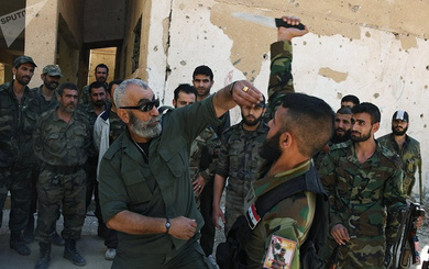 NÓNG: Tướng Zahreddine khiến IS kinh hồn bạt vía vừa thiệt mạng - QĐ Syria tổn thất to lớn