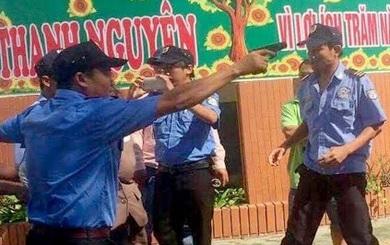 Vụ còng tay chủ trường ở Phan Thiết: Quản tài viên xúc phạm Chi cục trưởng