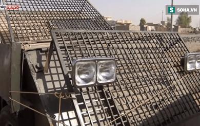 Bên trong xe bom tự sát kỳ dị của IS