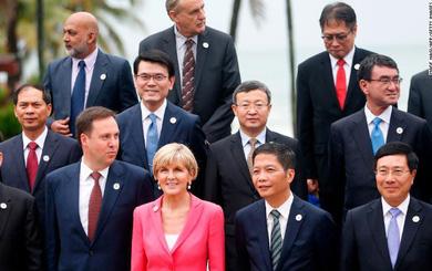 Điều đặc biệt của chiếc huy hiệu cài trên áo các đại biểu APEC