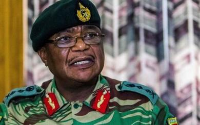 """Tổng tư lệnh suýt bị bắt – """"giọt nước tràn ly"""" cho cuộc binh biến Zimbabwe"""