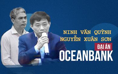 """Nguyên TGĐ OceanBank: """"Số tiền bị cáo đưa cho anh Quỳnh nhiều hơn rất nhiều..."""""""