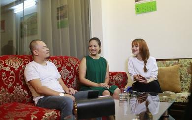 Đang live stream với vợ chồng quán quân đặc biệt nhất Vietnam Idol 2016