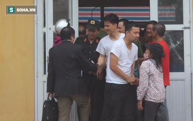 19 cán bộ, chiến sỹ phấn khởi khi được thả, dân Đồng Tâm hân hoan vì không bị xử lý hình sự