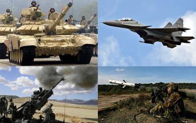 Những vũ khí giúp Ấn Độ áp đảo Trung Quốc nếu xảy ra chiến tranh biên giới