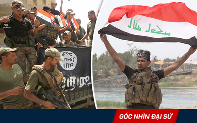 Giải phóng Raqqa: Chiến thắng quan trọng nhưng hé lộ tương lai bất định của Mỹ tại Syria