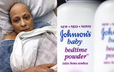 Nóng: Một phụ nữ bị ung thư, tòa buộc hãng Johnson & Johnson bồi thường 417 triệu USD