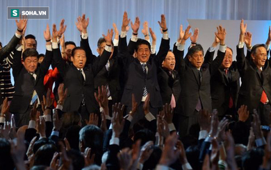 LDP sẽ chính thức yêu cầu ông Abe tăng sức mạnh quân sự để có thể tấn công căn cứ kẻ thù
