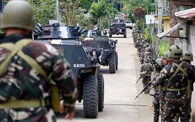 Philippines: Phiến quân Maute ép dân thường cải đạo, biến phụ nữ thành nô lệ tình dục