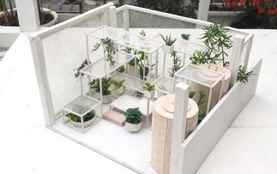 Ngôi nhà có khả năng thanh lọc không khí độc nhất vô nhị giữa lòng Hà Nội