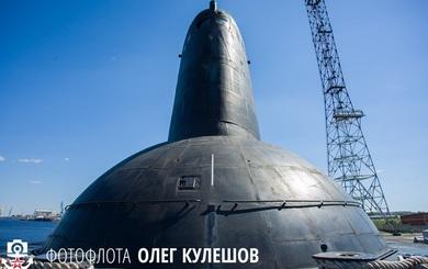 Hé lộ về tàu ngầm hạt nhân lớn nhất, độc đáo nhất thế giới mà Hải quân Nga sắp nhận