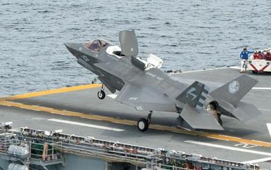 """Tiêm kích tàng hình F-35 """"đắp chiếu"""": Lung lay tham vọng 400 tỷ USD"""