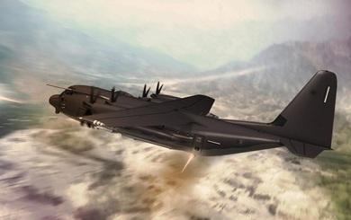 """Mỹ tung phiên bản máy bay C-130J """"vũ trang tận răng"""", chiều lòng khách hàng"""