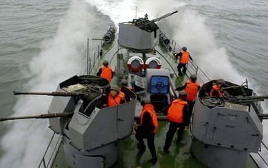 Lực lượng hải quân khác thường nhất ở châu Á