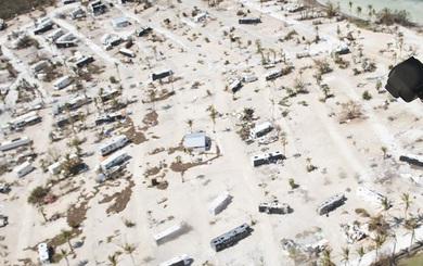 Đống đổ nát khổng lồ hậu siêu bão Irma có thể tạo ra điện cho 30.000 căn hộ ở Mỹ