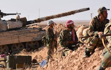 IS không thừa nhận đã bị đè bẹp hoàn toàn ở Thủ đô khủng bố Mayadin: Liều chết phản kích