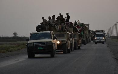 """QĐ Kurd ở Kirkuk sụp đổ trong 24h: Mỹ bất ngờ bởi một thỏa thuận """"quái quỷ"""""""