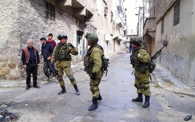 10 tướng Nga chỉ huy 150 lính đặc nhiệm giải cứu nhiều trẻ em nước này ở Syria