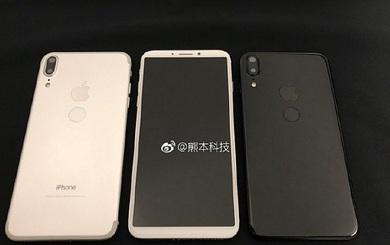 Mặt lưng iPhone 8 rò rỉ: Dân mạng đồng loạt... chê xấu