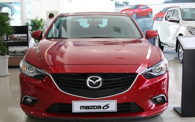 Giảm lần thứ 3 trong tháng 8, giá nhiều mẫu xe Mazda lập đáy mới