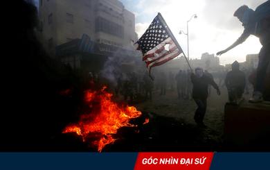 """Chỉ thấy """"con quỷ"""" ở Jerusalem, ít ai nhận ra sự tài tình trong bản tuyên bố của ông Trump"""