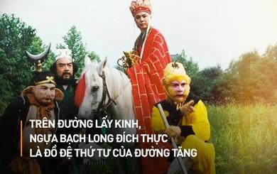 Cái kết thê thảm của chú ngựa Bạch Long Mã phim Tây Du Ký bản 1986 (P2)
