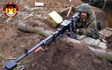 Súng máy 12,7mm KORD - Huyền thoại mới của những nhà sáng chế vũ khí Nga